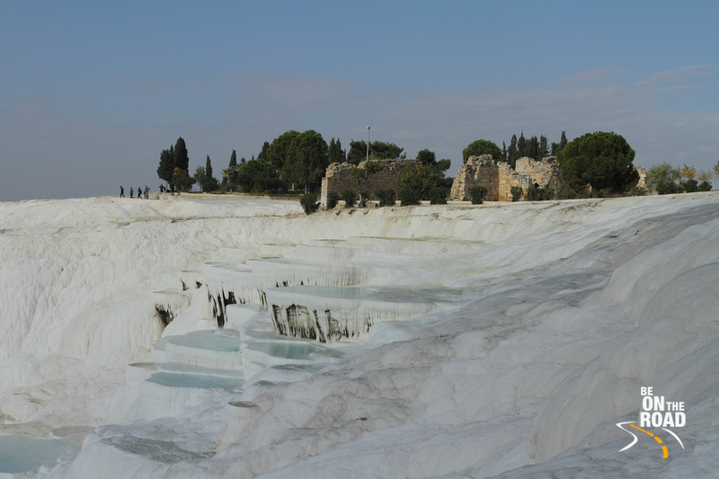 Pamukkale Travertines and Hierapolis Ruins