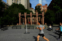 Fitness - an integral part of New Yorker's lifestyle