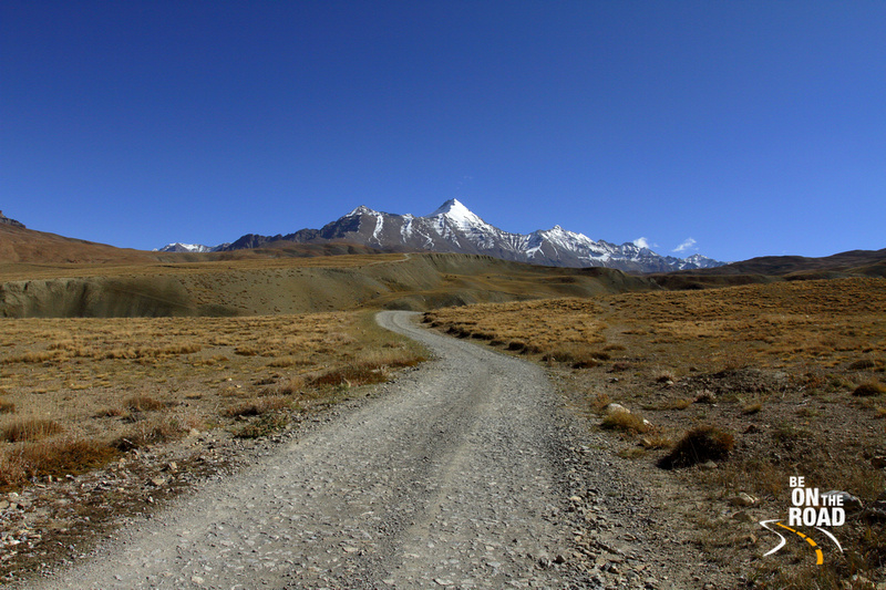 Road to Langza in Spiti, Himachal Pradesh