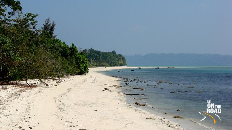 Kalapathar Beach - A horizon view