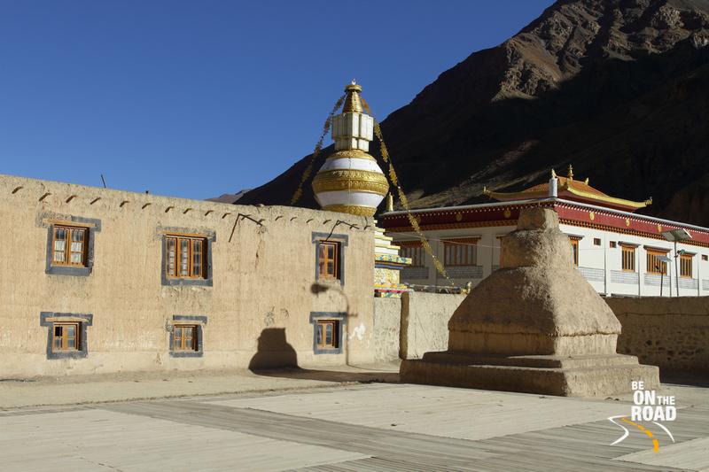Ancient Tabo Monastery, Spiti
