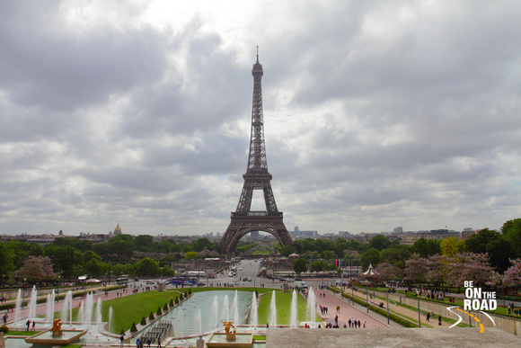 Eiffel Tower - one of the icons of the world