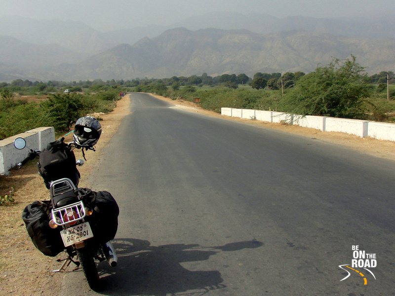 On my way to Mt. Abu, Rajasthan, India