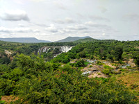 Barachukki Falls View Point, Karnataka