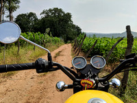 Off-Roading Motorcycle Holiday to Rural Tamil Nadu and Cauvery Wildlife Sanctuary