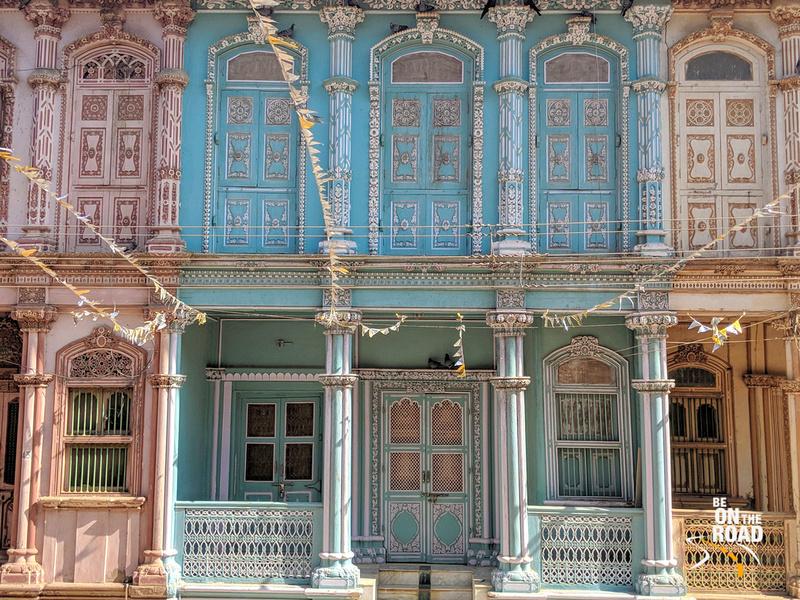 Beautiful homes of Heritage Siddpur town, Gujarat