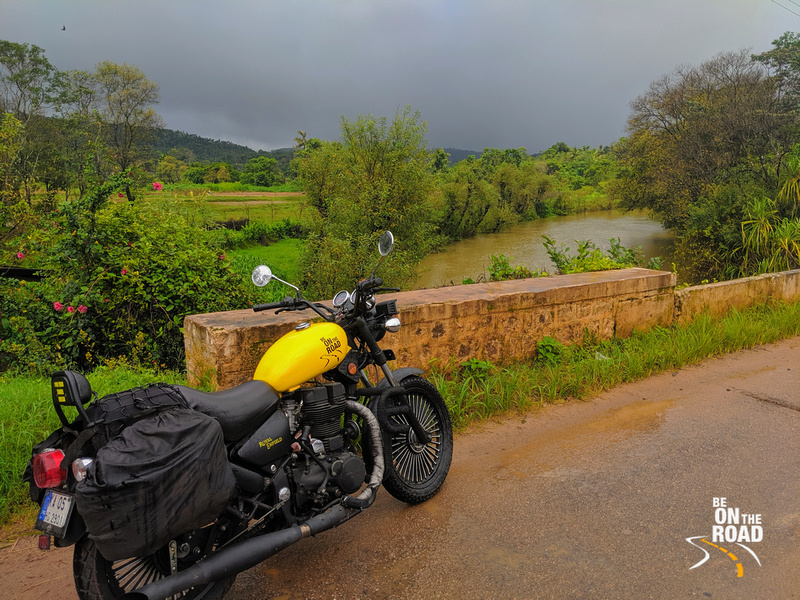 A Monsoon Motorcycle Ride to the Western Ghats in Malnad, Karnataka