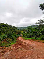 Malnad monsoon view at Athihally, Karnataka