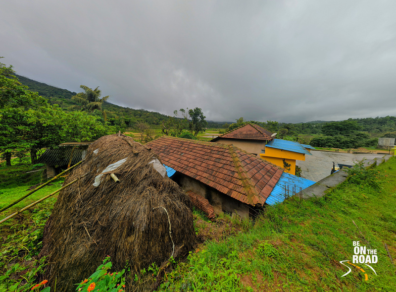 Monsoon Scenes from Coorg