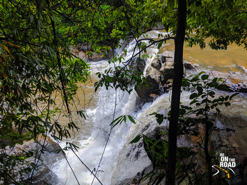 Mookana Mane - the hidden forest waterfall of Malnad, Karnataka