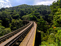Yedekumeri Railway Track Trek - The Green Route