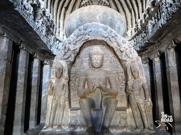 Chaityagraha of Cave 10, Ellora Caves