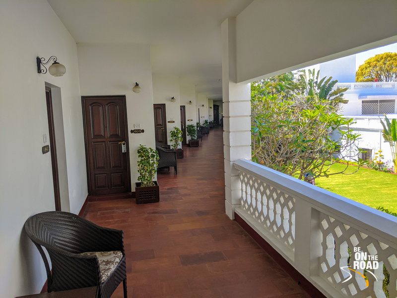 Jehan Numa Palace - a great boutique luxury hotel in Bhopal
