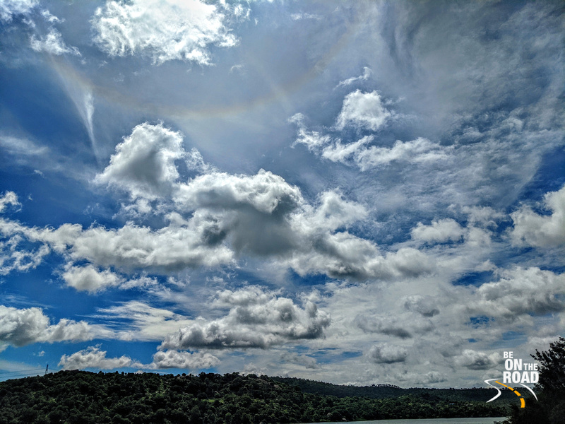 Skyscape at Dabbaguli, Machinbele