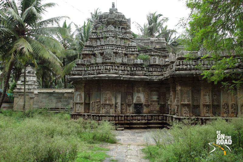 Stunning Hoysala temple - Brahmeshvara Temple, Kikkeri