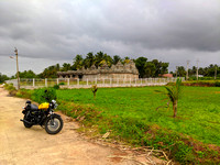 A Motorcycle ride to Panchalingeshwara Temple, Govindanahalli