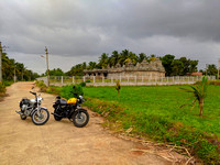 A Sunday motorcycle ride to Panchalingeshwara Temple, Govindanahalli