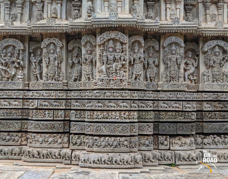 Hidden Hoysala Gem - Lakshmi Narasimha Temple, Nuggehalli