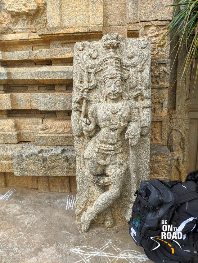 Dvarapala and Enduristan backpack