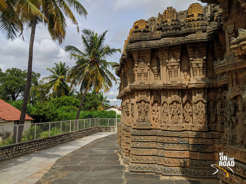 Chenna Keshava temple at Aralaguppe enjoys a pristine rustic location