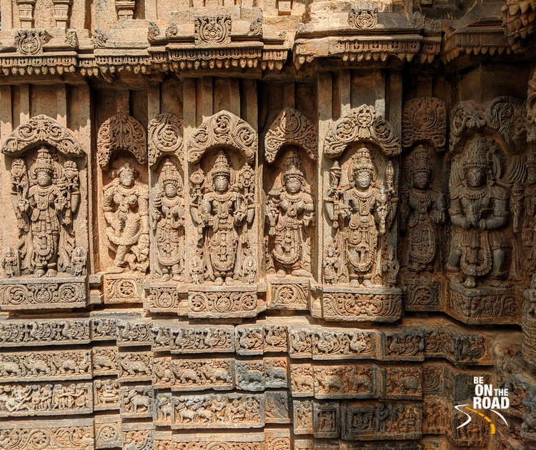 Minute attention to detail - Aralaguppe Chenna Keshava temple