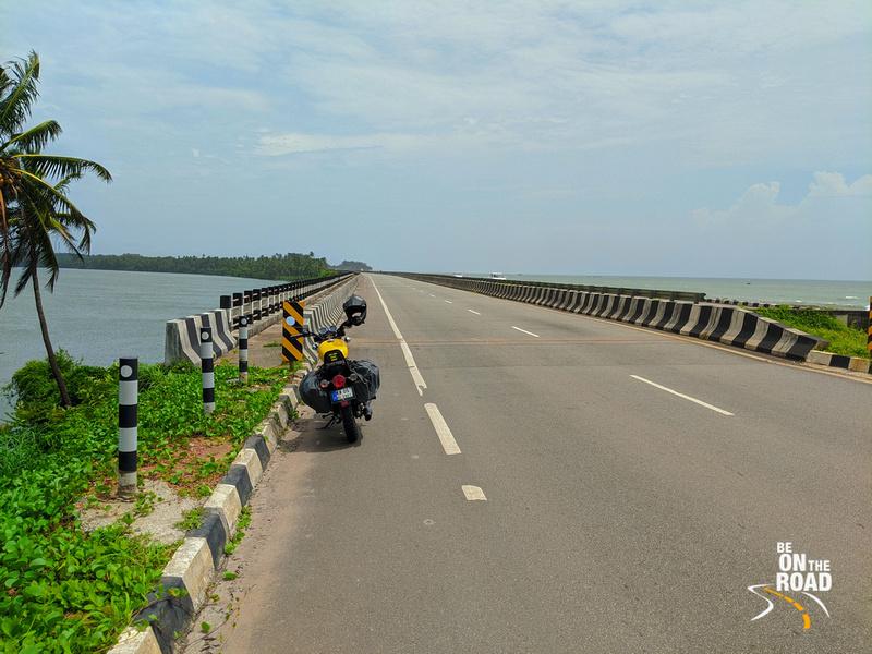 The gorgeous Maravanthe beach of Karnataka
