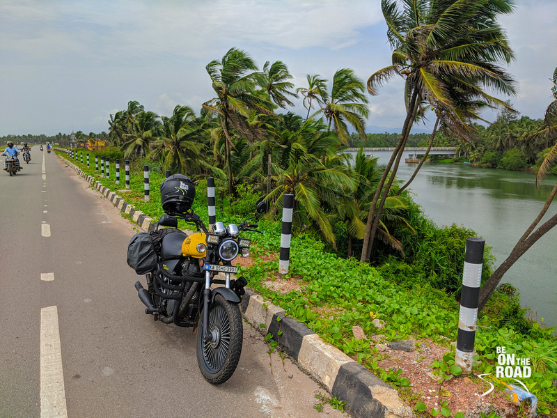 Maravanthe beach - An iconic highway pit stop of Karnataka