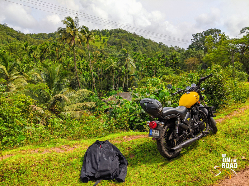 Lush countryside - enroute Unchalli Falls, Uttara Kannada, Karnataka