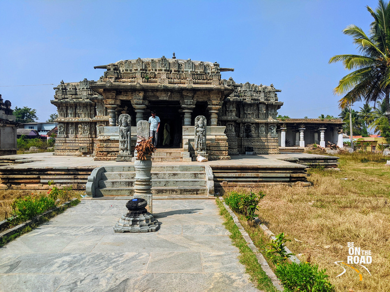 Lakshmi Narasimha Temple at Javagal, Karnataka