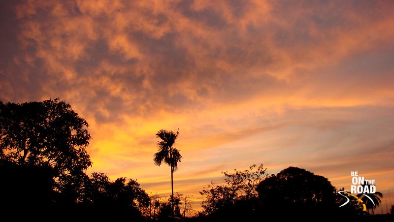 Evening Sky at Port Blair