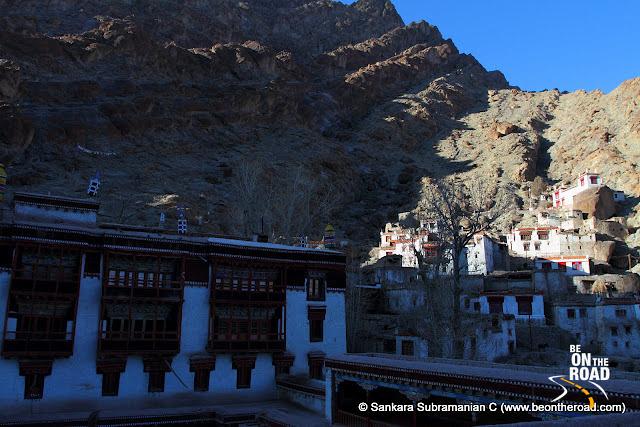 Hemis Monastery - one of the richest monasteries of Ladakh