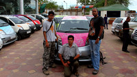 Offlicial Bloggers for the Tata Nano Superdrive Road Trip