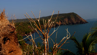 Evening at Cabo de Rama Fort, South Goa, India