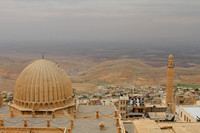 Mardin view from the citadel
