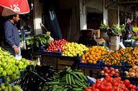 Fruit and Vegetable Market at Mardin