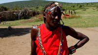 The Maasai Tribals of Kenya