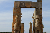Gate of Nations, Persepolis, Iran
