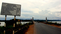 Sharavati River Bridge on NH 17