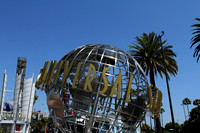 Entrance to Universal Studios, Los Angeles