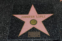 The Jennifer Lopez Star, Hollywood Walk of Fame