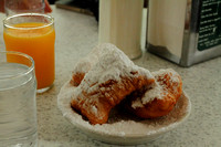 Delicious Beignets of New Orleans, Louisiana