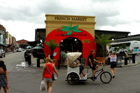 Creole Tomato Festival - French Market, French Quarter, New Orleans