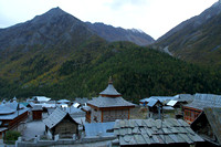 Traditional wooden houses of Chitkul