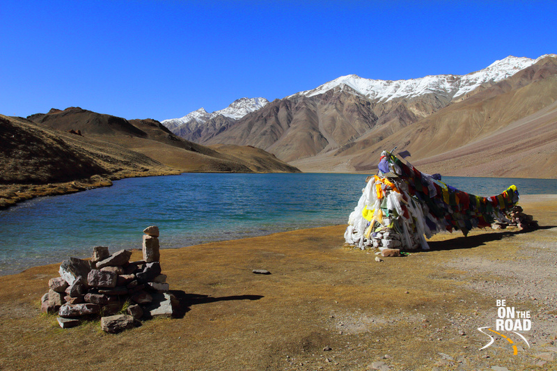 Chandra Taal Lake - Paradise in the Himalayas