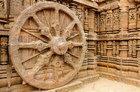 Konark Sun Temple - a sign of a sexually liberal India that created Kamasutra