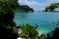Tropical Paradise of Moe Koh Island in Angthong Marine National Park, Thailand