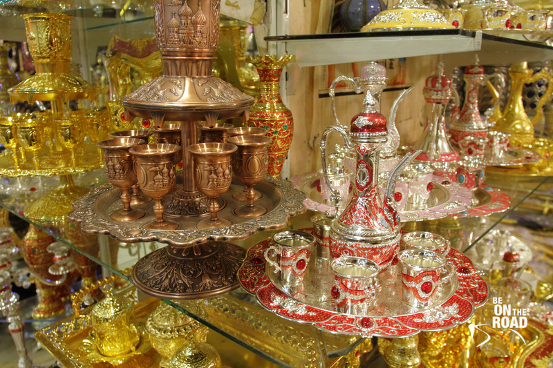 Dazzling Jordanian gifts from Amman, Jordan