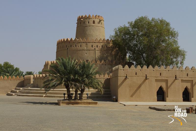 A Jahili Fort, Al Ain, UAE