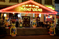 Golden Dragon Water Puppet Theatre at Ho Chi Minh City, Vietnam