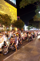 Vietnam's Ho Chi Minh City - the city with the most two wheelers